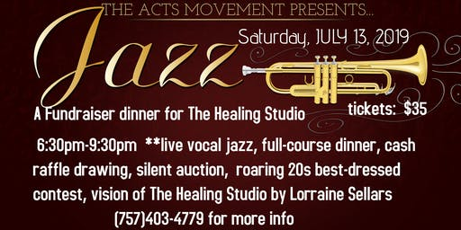 The Acts Movement Jazz Fundraiser Dinner