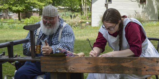 Village Workshops- Tinsmithing