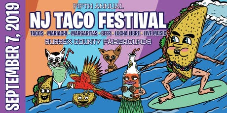 5th Annual NJ Taco Festival tickets