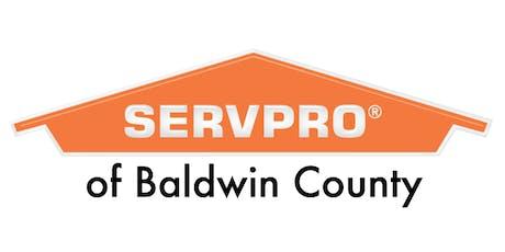 SERVPRO CE Class - Understanding the Restoration Industry: Fire Damage Restoration tickets