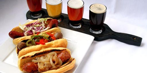 Craft Brew Series II: Beer & Brats with Lost Sanity Brewing