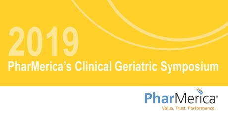 PharMerica's Clinical Geriatric Symposium - King of Prussia, PA tickets