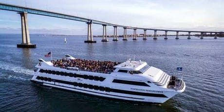 San Diego Labor Day Weekend - Pier Pressure Mega Yacht Party tickets
