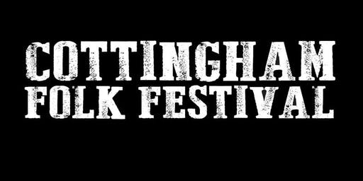 Cottingham Folk Festival 2019 weekend ticket