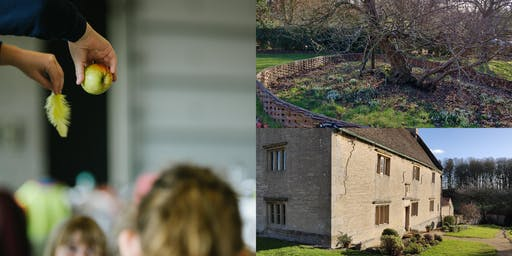 ASE Teachmeet at Woolsthorpe Manor, childhood home of Isaac Newton