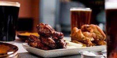 Craft Brew Series IV: Beer & Wings with u4ic Brewing