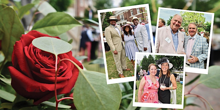 ELEVATE Coweta Students Hats &  Hooves Derby Affair image
