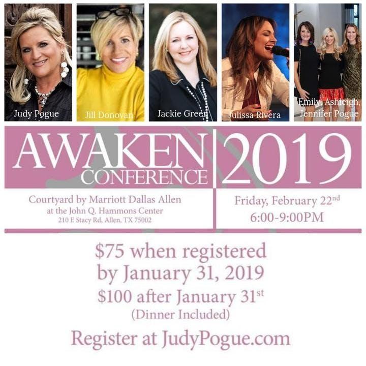 Awaken 2019 Women's Conference