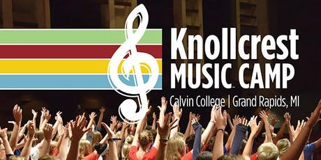 Knollcrest Music Camp 2019--Middle School Week tickets