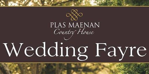 Plas Maenan Wedding Fayre