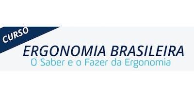 Curso Ergonomia Brasileira - TURMA BELO HORIZONTE