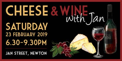 Cheese & Wine with Jan