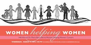 14th Annual Women Helping Women Concert
