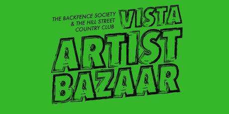 Vista Artist Bazaar tickets