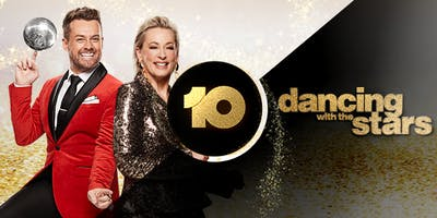 DANCING WITH THE STARS, SYDNEY - MONDAY 11TH MARCH