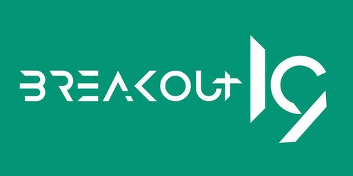 BreakOut '19 (Youth Conference- PAID EVENT)