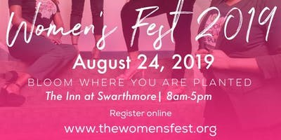 The Women's Fest Conference 2019!!!