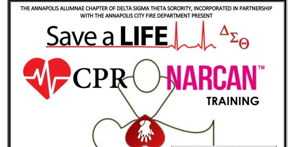 Save A Life Cpr Narcan Training Tickets Sat Feb 16 2019 At 1