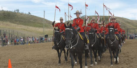 RCMP MUSICAL RIDE - COCHRANE tickets