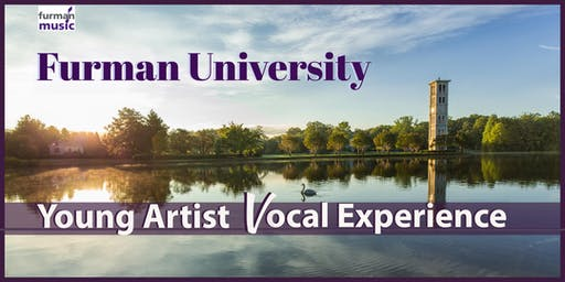 Furman Young Artist Vocal Experience 2019