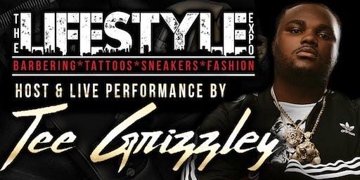 生活方式博览会:理发,纹身,运动鞋和时尚专长。格雷茨利