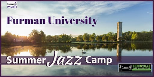 Furman Summer Jazz Camp 2019
