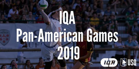 IQA Pan-American Games 2019 tickets