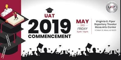 UAT 2019 Commencement