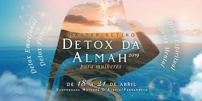 Master Retiro Detox da Almah para Mulheres