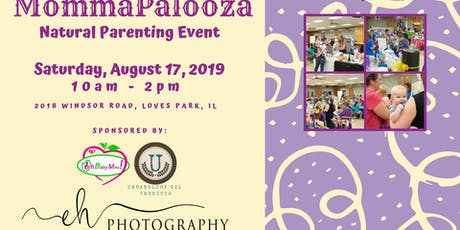 MommaPalooza Natural Parenting Event tickets
