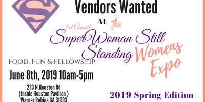 SuperWoman StillStanding Women's Expo Spring 2019