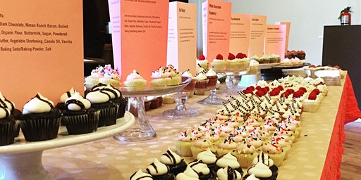 Sugar Rush IV: A Cupcake Tasting Event