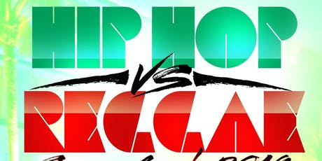 HIP HOP vs REGGAE SOUTH BEACH (Miami Carnival) tickets