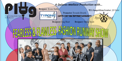 Plug - Fearless & Flawless Fashion Runway & Makeup Competition
