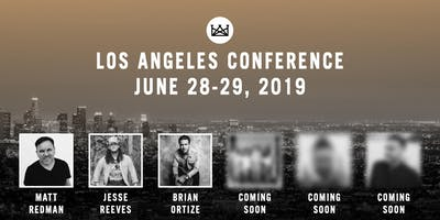 The Worship School Conference W/ Matt Redman, Jesse Reeves, and more