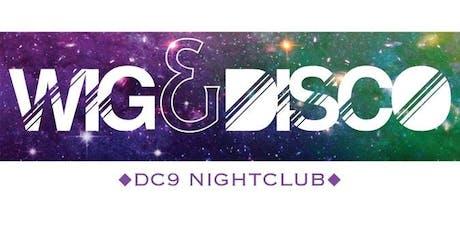 Wig&Disco tickets