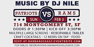 Free Super Bowl 53 Viewing Party - Big Screens, Live...
