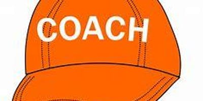 """Coaches Forum \""""Learning from Each Other\"""""""