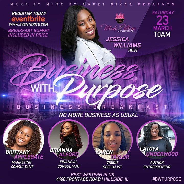 Business with Purpose: Business Breakfast image