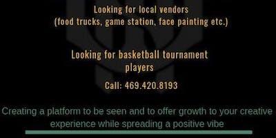 Killeen Hometown Showdown Preregistration Vendor/Food Trucks