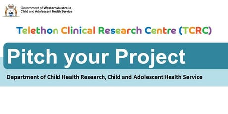 Child Health Research: Pitch your Project tickets