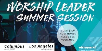 Vineyard School of Worship Summer Session: COLUMBUS