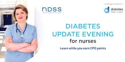 Diabetes Update Evening for Nurses - New Lambton