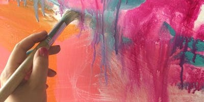 Art Class |The Art of Abstract : Painting Workshop : Sunday 16th June