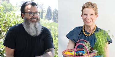 The Urban Forager: A Conversation with Elisa Callow & Mario Rodriguez