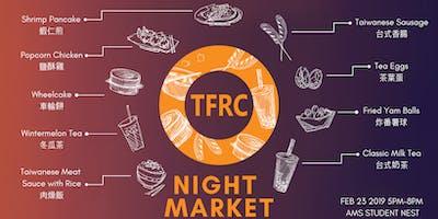 TFRC Night Market 2019