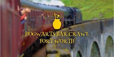Hogwarts Bar Crawl - Fort Worth