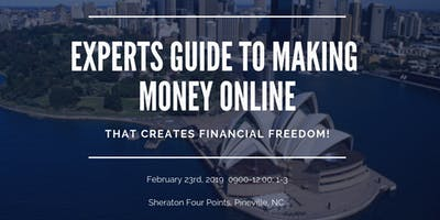 The Experts Guide To Making Money Online..Don't Let Your Job keep You Broke