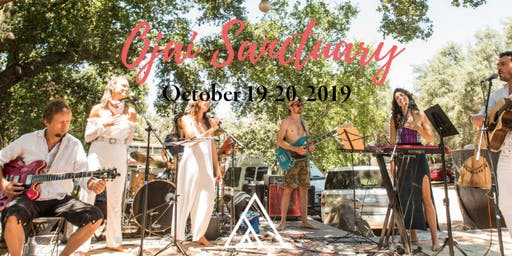 DATE CHANGED: October 19-20, 2019 Ojai Sanctuary Gathering & Jennifer Partridge's Birthday