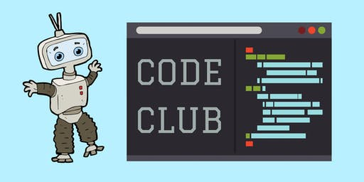 Code Club [Thirroul Library, Ages 8+]